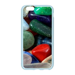 Stones Colors Pattern Pebbles Macro Rocks Apple Seamless iPhone 6/6S Case (Color)