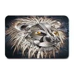 Lion Robot Plate Mats