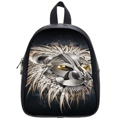 Lion Robot School Bags (Small)