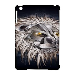 Lion Robot Apple iPad Mini Hardshell Case (Compatible with Smart Cover)