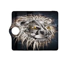 Lion Robot Kindle Fire HDX 8.9  Flip 360 Case