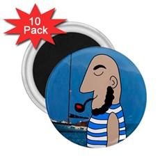 Sailor 2.25  Magnets (10 pack)