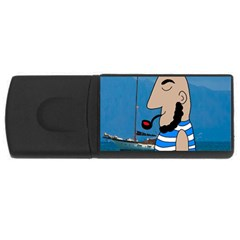 Sailor USB Flash Drive Rectangular (4 GB)