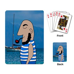 Sailor Playing Card