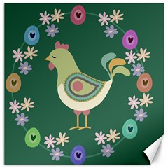 Easter Canvas 20  x 20