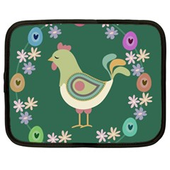 Easter Netbook Case (XXL)
