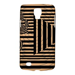 Wooden Pause Play Paws Abstract Oparton Line Roulette Spin Galaxy S4 Active