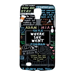 Book Quote Collage Galaxy S4 Active