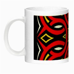 Traditional Art Pattern Night Luminous Mugs