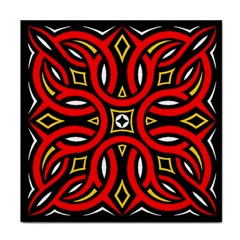 Traditional Art Pattern Face Towel