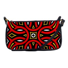 Traditional Art Pattern Shoulder Clutch Bags