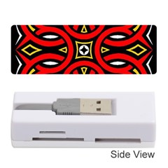 Traditional Art Pattern Memory Card Reader (Stick)