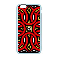 Traditional Art Pattern Apple Seamless iPhone 6/6S Case (Color)