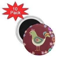 Easter 1.75  Magnets (10 pack)