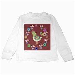 Easter Kids Long Sleeve T-Shirts