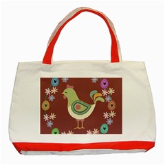 Easter Classic Tote Bag (Red)
