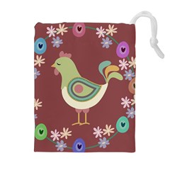 Easter Drawstring Pouches (Extra Large)