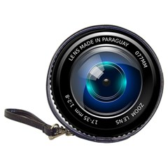 Camera Lens Prime Photography Classic 20-CD Wallets