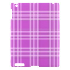 Seamless Tartan Pattern Apple iPad 3/4 Hardshell Case