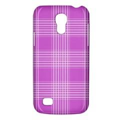 Seamless Tartan Pattern Galaxy S4 Mini