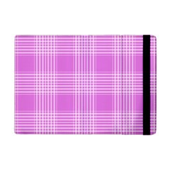 Seamless Tartan Pattern iPad Mini 2 Flip Cases