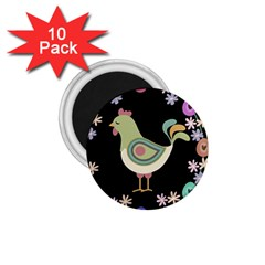Easter 1.75  Magnets (10 pack)