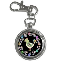 Easter Key Chain Watches