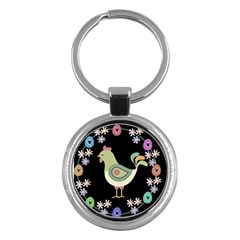 Easter Key Chains (Round)
