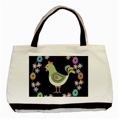 Easter Basic Tote Bag (Two Sides)