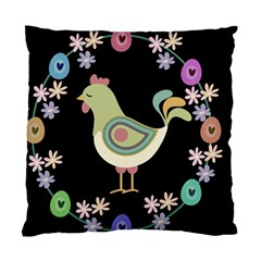 Easter Standard Cushion Case (One Side)