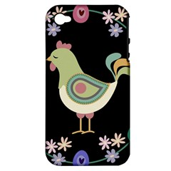 Easter Apple iPhone 4/4S Hardshell Case (PC+Silicone)