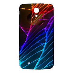 Cracked Out Broken Glass Samsung Galaxy Mega I9200 Hardshell Back Case