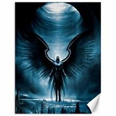 Rising Angel Fantasy Canvas 12  x 16