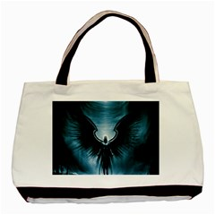 Rising Angel Fantasy Basic Tote Bag (Two Sides)