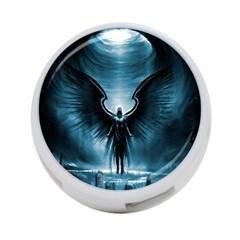 Rising Angel Fantasy 4-Port USB Hub (Two Sides)