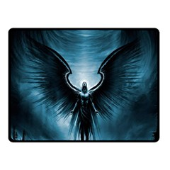 Rising Angel Fantasy Fleece Blanket (Small)