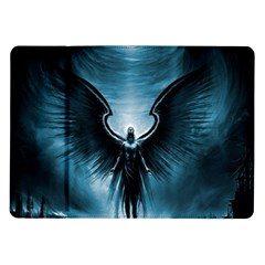 Rising Angel Fantasy Samsung Galaxy Tab 10.1  P7500 Flip Case