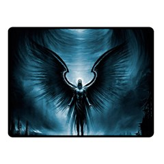 Rising Angel Fantasy Double Sided Fleece Blanket (Small)