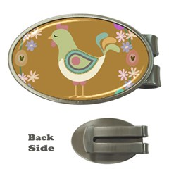 Easter Money Clips (Oval)