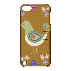 Easter Apple iPod Touch 5 Hardshell Case with Stand