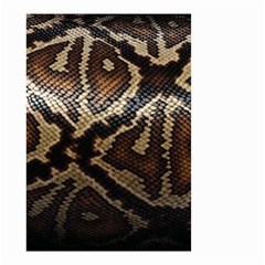 Snake Skin Olay Small Garden Flag (Two Sides)