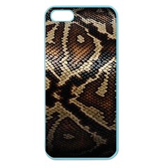 Snake Skin Olay Apple Seamless iPhone 5 Case (Color)