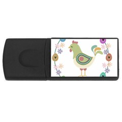 Easter USB Flash Drive Rectangular (2 GB)