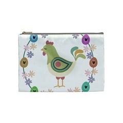 Easter Cosmetic Bag (Medium)