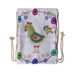 Easter Drawstring Bag (Small)