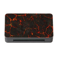 Volcanic Textures Memory Card Reader with CF