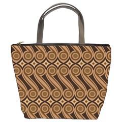 Batik The Traditional Fabric Bucket Bags