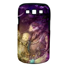 Cartoons Video Games Multicolor Samsung Galaxy S III Classic Hardshell Case (PC+Silicone)