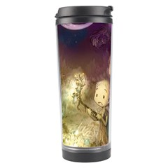 Cartoons Video Games Multicolor Travel Tumbler
