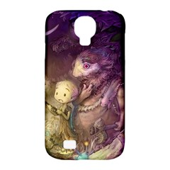 Cartoons Video Games Multicolor Samsung Galaxy S4 Classic Hardshell Case (PC+Silicone)